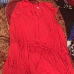 Dresses & Skirts - Dress or bathing suit cover up you decide 3x